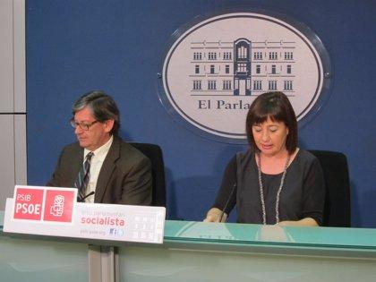 El PSIB pide prohibir prospecciones que puedan afectar a espacios protegidos