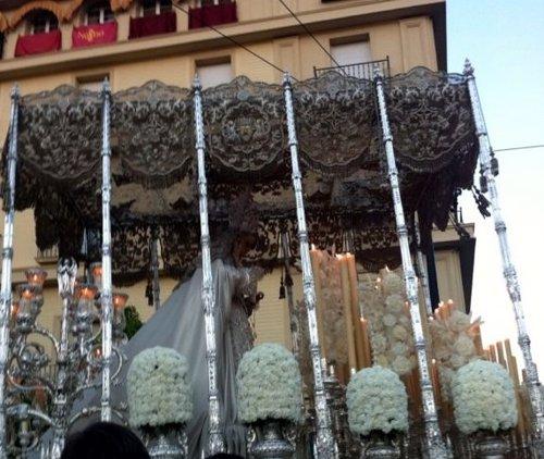 Semana Santa en Sevilla.