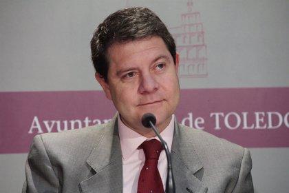 """Page remitirá un escrito a Echániz para saber cuándo retomará las obras """"paradas"""" del Hospital de Toledo"""