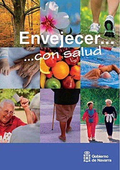 Salud edita una guía con ejercicios para el envejecimiento activo