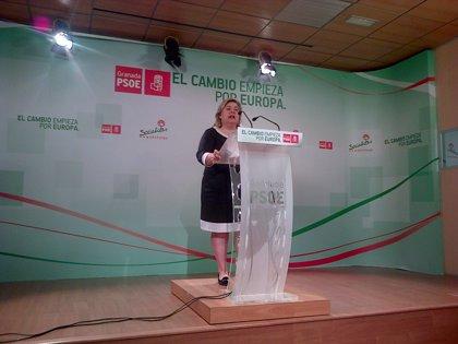 """Aguilera (PSOE-A) censura que la Iglesia no dé un """"buen ejemplo"""" con libros que """"discriminan a las mujeres"""""""