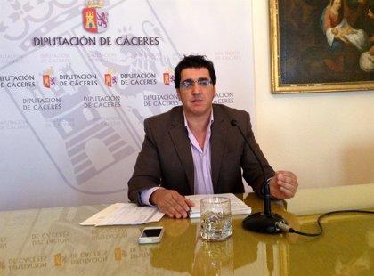 El Plan Extraordinario de Diputación de Cáceres permitirá invertir 12,5 millones en todos los municipios de la provincia