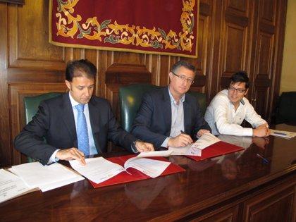 Caja Rural de Teruel aporta 6.000 euros para actividades deportivas