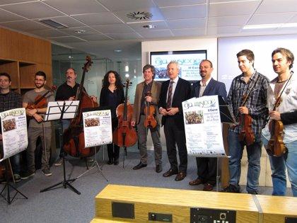 Ezcaray acogerá del 13 al 20 de julio el II Campus Internacional de Música de La Rioja