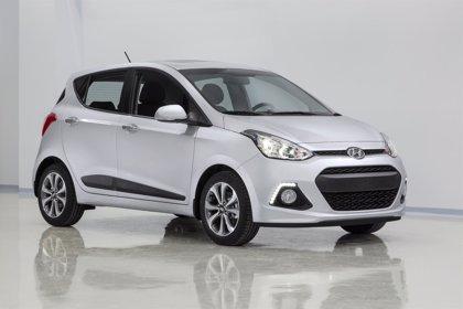 Hyundai recibe 58.000 pedidos del i10 en Europa