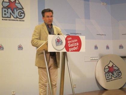 """Vence cree que Cañete """"personifica las políticas agresivas"""" con Galicia"""
