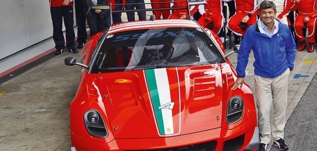 Marco Mattiacci (Ferrari)