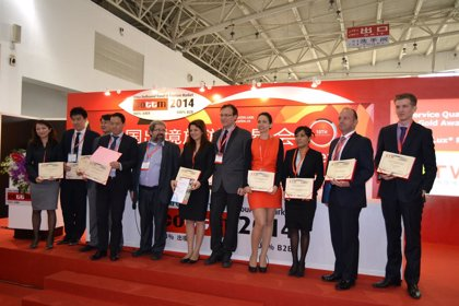 Innova Taxfree Group galardonada en la Chinese Tourist Wellcome Awards