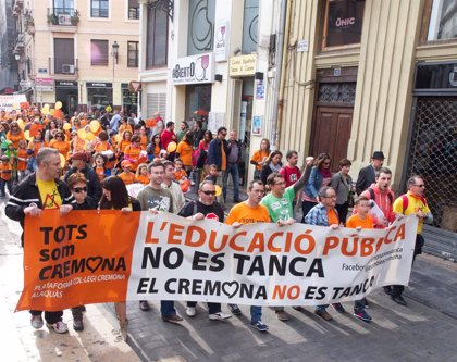 Català destaca la normalidad en el plazo de solicitudes de Infantil y Primaria y no prevé que altere el arreglo escolar