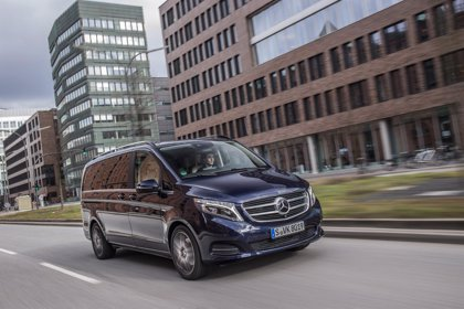 Mercedes-Benz inicia la venta en España del Clase V