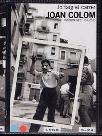 El MNAC publica una monografía sobre Joan Colom con 700 fotos, muchas de ellas inéditas