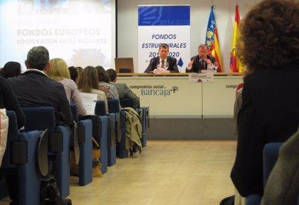 Moragues anima a empresas y entidades a optar a 689 millones de la UE para proyectos de cooperación territorial