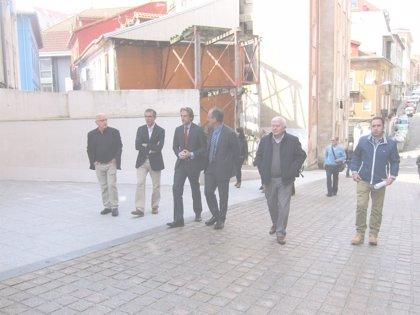 Concluye la renovación de Los Aguayos, que podría conectar con la travesía de La Pila