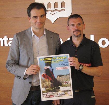 Bomberos de Logroño y Rioja Añares organizan el 11 de mayo la II Subida al Aguila 'Memorial Juan Gispert'