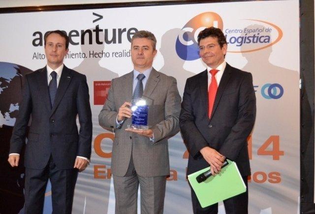 Farmavenix Premio CEL Empresa 2014