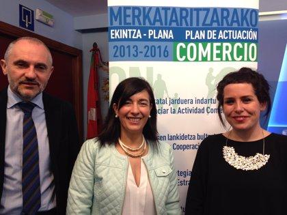 Gobierno vasco apoya este año con 9,3 millones la mejora de la competitividad del comercio