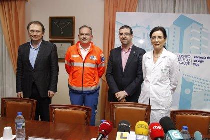 Sergas pone en marcha un programa pionero en el mundo de asistencia de pacientes con angioedema hereditario