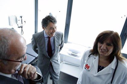 """González dice que """"por supuesto"""" están dispuestos a alcanzar un Pacto por la Sanidad"""