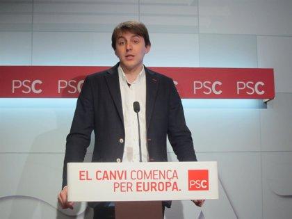 """El PSC insta a """"ponerse de acuerdo"""" sobre las consecuencias de la independencia"""