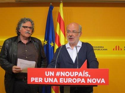 """ERC descarta la propuesta federal de Rubalcaba por inconcreta e """"imposible"""""""