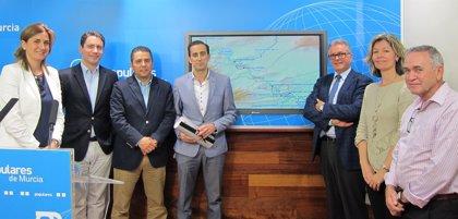 Municipios de la Vega Alta y del Valle de Ricote impulsan vía verde de Cieza a Archena