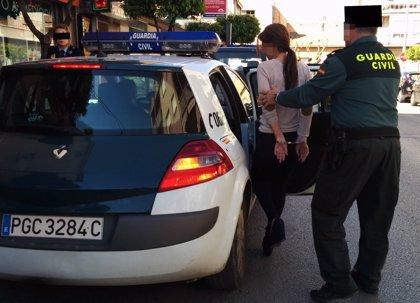 Guardia Civil desmantela una organización delictiva dedicada al robo de joyas