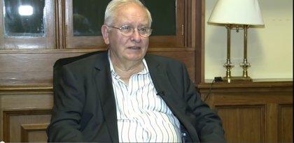 Fallece el intelectual Ernesto Laclau a los 78 años