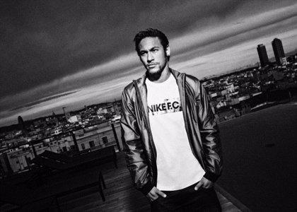 Neymar, protagonista de la campaña 'Nike FC'