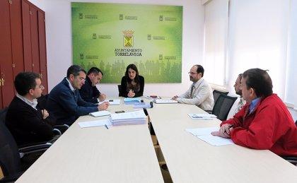 El Ayuntamiento urge a la CHC y al Gobierno a examinar los terrenos de La Turbera y adoptar medidas