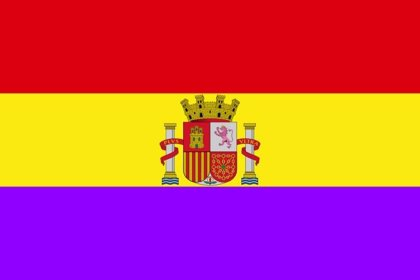 """Hernando (PP) dice que la bandera republicana es """"ilegal"""" y quienes la blanden buscan retrotraer a España a los años 30"""