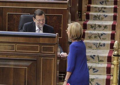 Rosa Díez pide saber si Rajoy está en condiciones de asegurar que el PP no usó fondos ilegales para campañas electorales