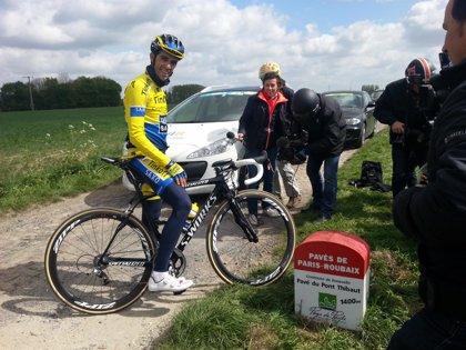 """Contador: """"La etapa de pavé será más difícil que la de 2010"""""""