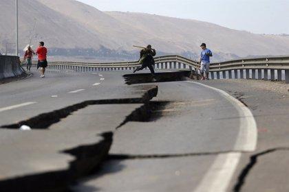 Chile.- Dos nuevos sismos de 4,9 y 4 grados se registran en Chile