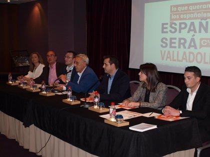 """Ciudadanos Valladolid aboga por medidas """"muy simples"""" de gestión """"clara, directa y concreta"""" para solventar problemas"""