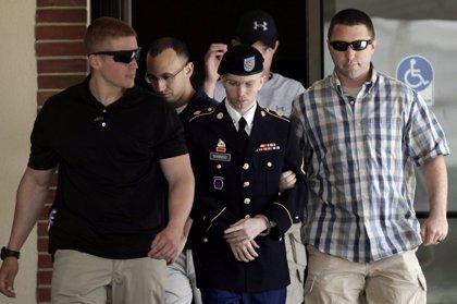 EEUU.- General del Ejército de EEUU ratifica condena contra Manning a 35 años de cárcel por WikiLeaks