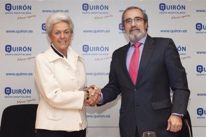 Quirón y la Fundación A de Ayuda Tráfico firman un acuerdo para atender a víctimas de accidentes de tráfico