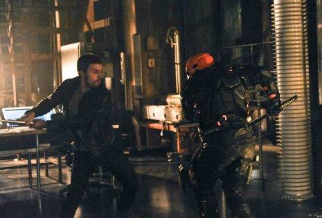 Avance del próximo episodio de Arrow
