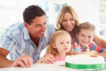 Cumpleaños infantiles a medida