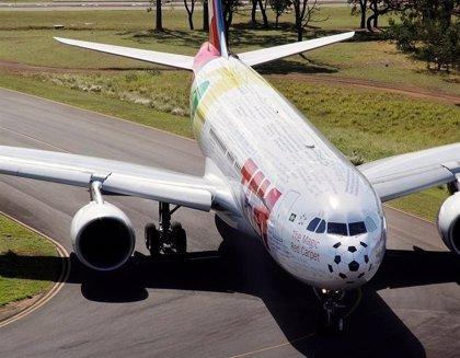 Aerolíneas de Brasil venden un 12% de billetes con motivo del Mundial
