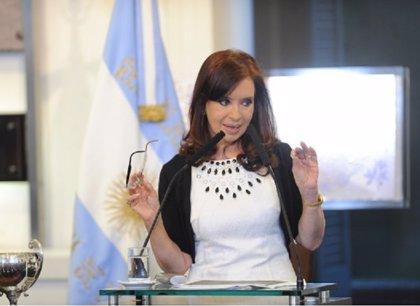 """Cristina Fernández: """"Los argentinos debemos sanar nuestras divisiones"""""""