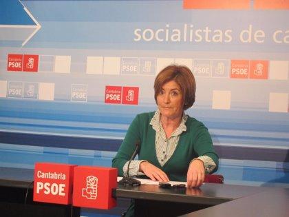 """Gallego tilda de """"desfachatez"""" que Pascual pida alejar a Valdecilla """"de la utilización política"""""""