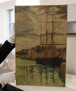 La Filarmónica de Viena devolverá un cuadro robado por los nazis