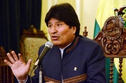 """Morales: La reacción de Chile ante los argumentos de Bolivia """"es entendible"""""""