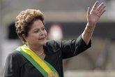 Foto: Brasil.- La presidenta brasileña Rousseff ganaría la reelección en primera vuelta, según el último sondeo