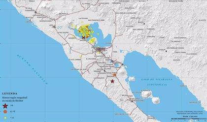 Evacuan a bañistas de las playas de Nicaragua por temor a nuevo temblor