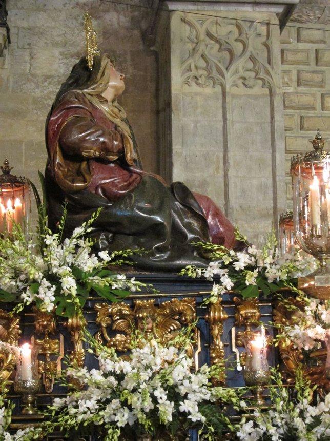 La Virgen de Las Angustias