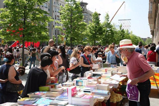 Feria del Libro en Lugo