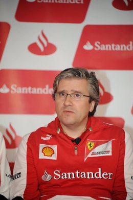 Pat Fry, Director de ingeniería de Ferrari