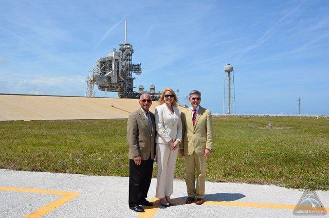 La NASA alquila el Centro Espacial Kennedy a SpaceX