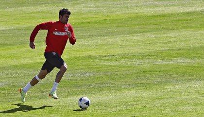 """Diego Costa: """"Solo fue un susto y me siento muy bien"""""""